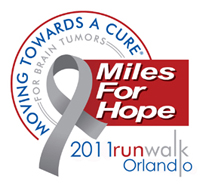 Miles For Hope 2011 Run/Walk Orlando